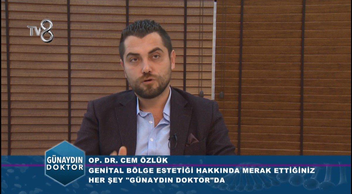 Cem Özlük tv8